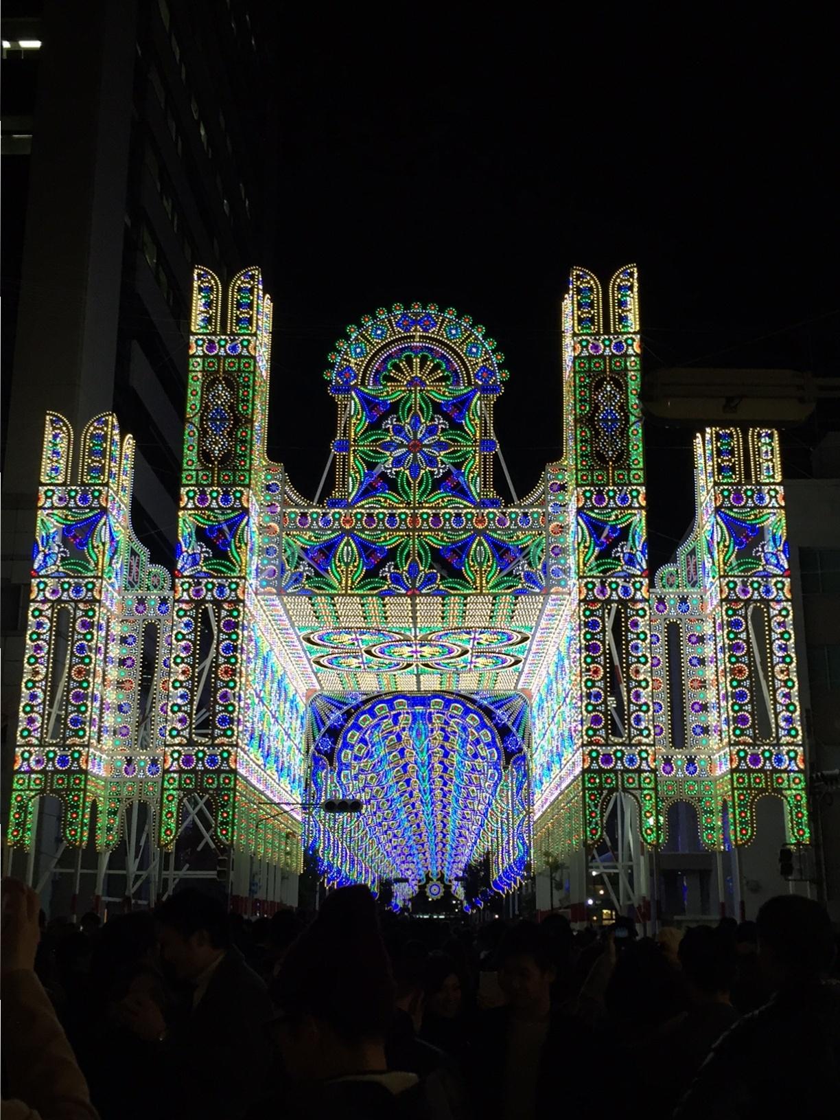 【関西おでかけ】2016旧居留地のクリスマス&神戸ルミナリエ_3