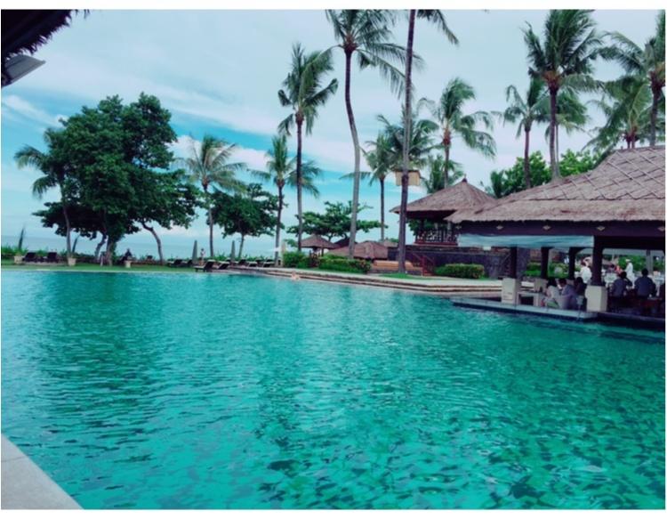 "【TRIP】BaliのHotelに悩んだら❤︎バリを存分に味わえる、極上リゾートの""インターコンチネンタルリゾートバリ""で決まり♡_6"