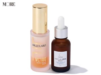鼻や頬の「開き毛穴」におすすめのビタミンC美容液とパックを紹介