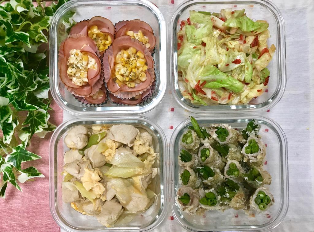【今月のお家ごはん】アラサー女子の食卓!作り置きおかずでラクチン晩ご飯♡-Vol.2-_2