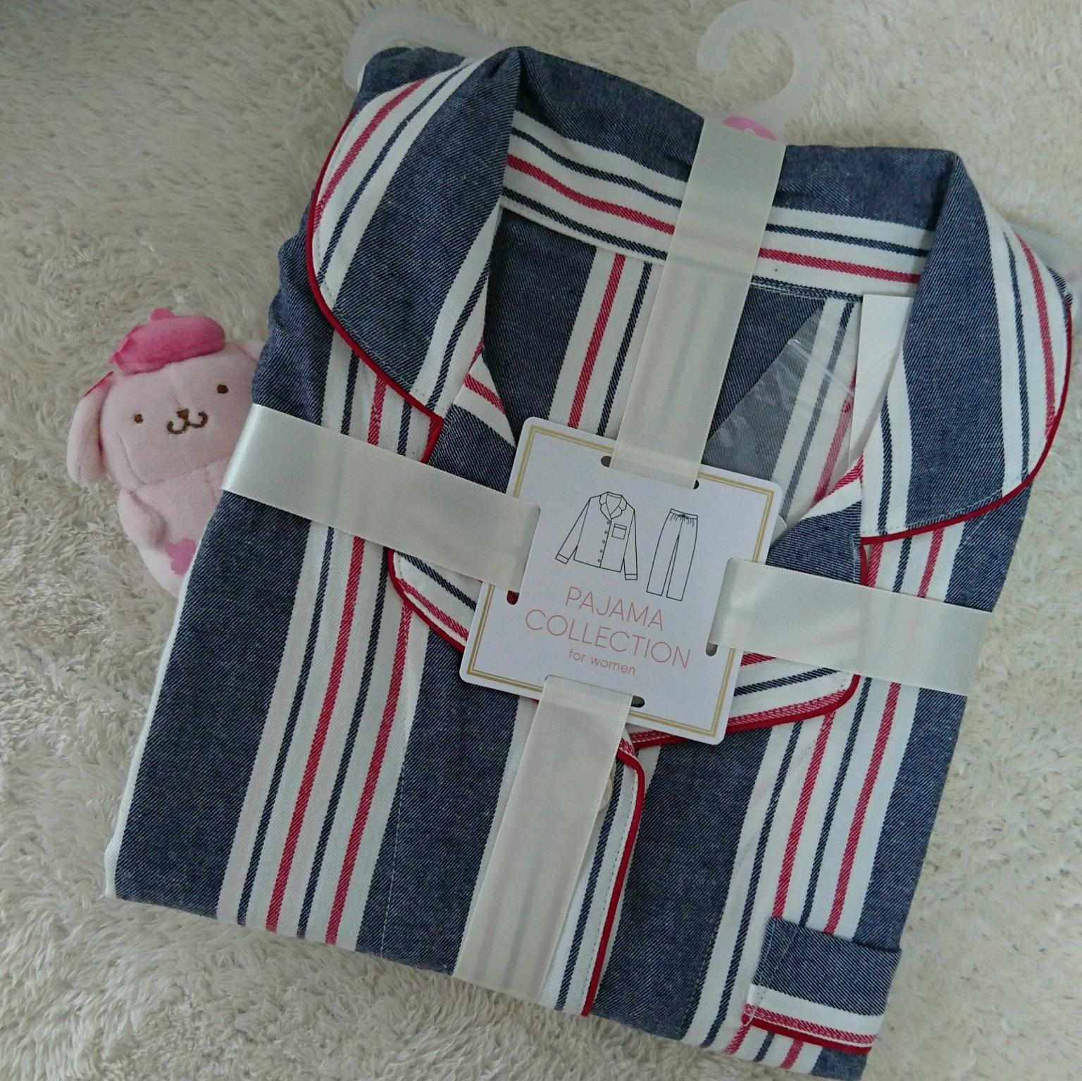 【売り切れ注意!】GUのパジャマでおうちでもかわいく♡♡_1