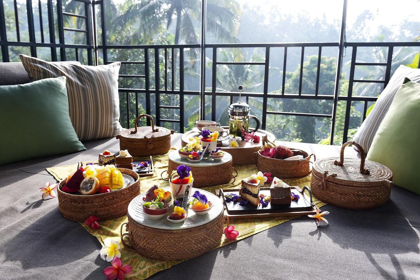 バリ女子旅に!『星のやバリ』の「空中ガゼボ朝食」がおすすめ♡ ジャングルを見下ろしながら、絶品朝食を味わおう!!_2
