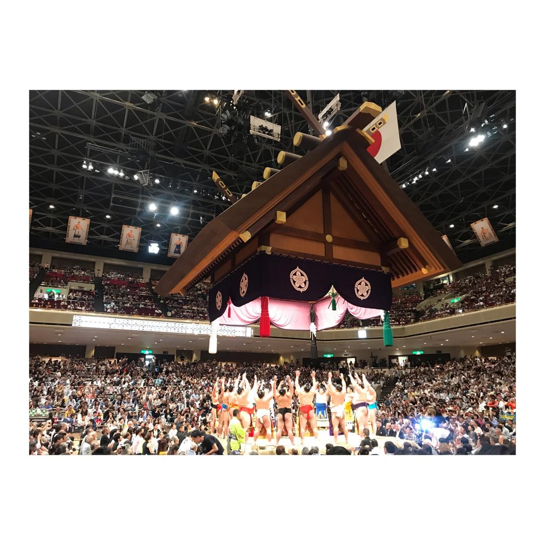 【人生で初めて!相撲観戦!】相撲観戦ってこんなに楽しいのです☺︎楽しさ教えます☝️_1