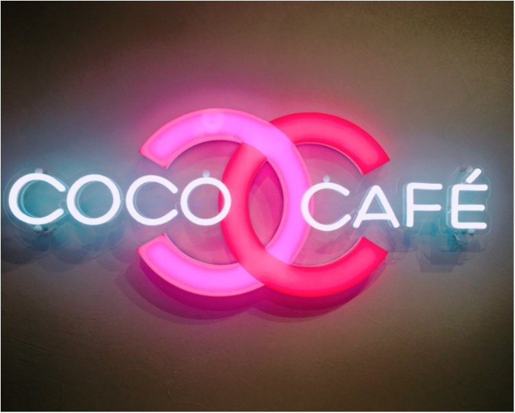 《CHANELの世界観満載♡行かなきゃ損っ!》COCO CAFEが2週間限定でオープン♡17日発売のルージュココグロスが買えるのはいま、ここだけ♡_1