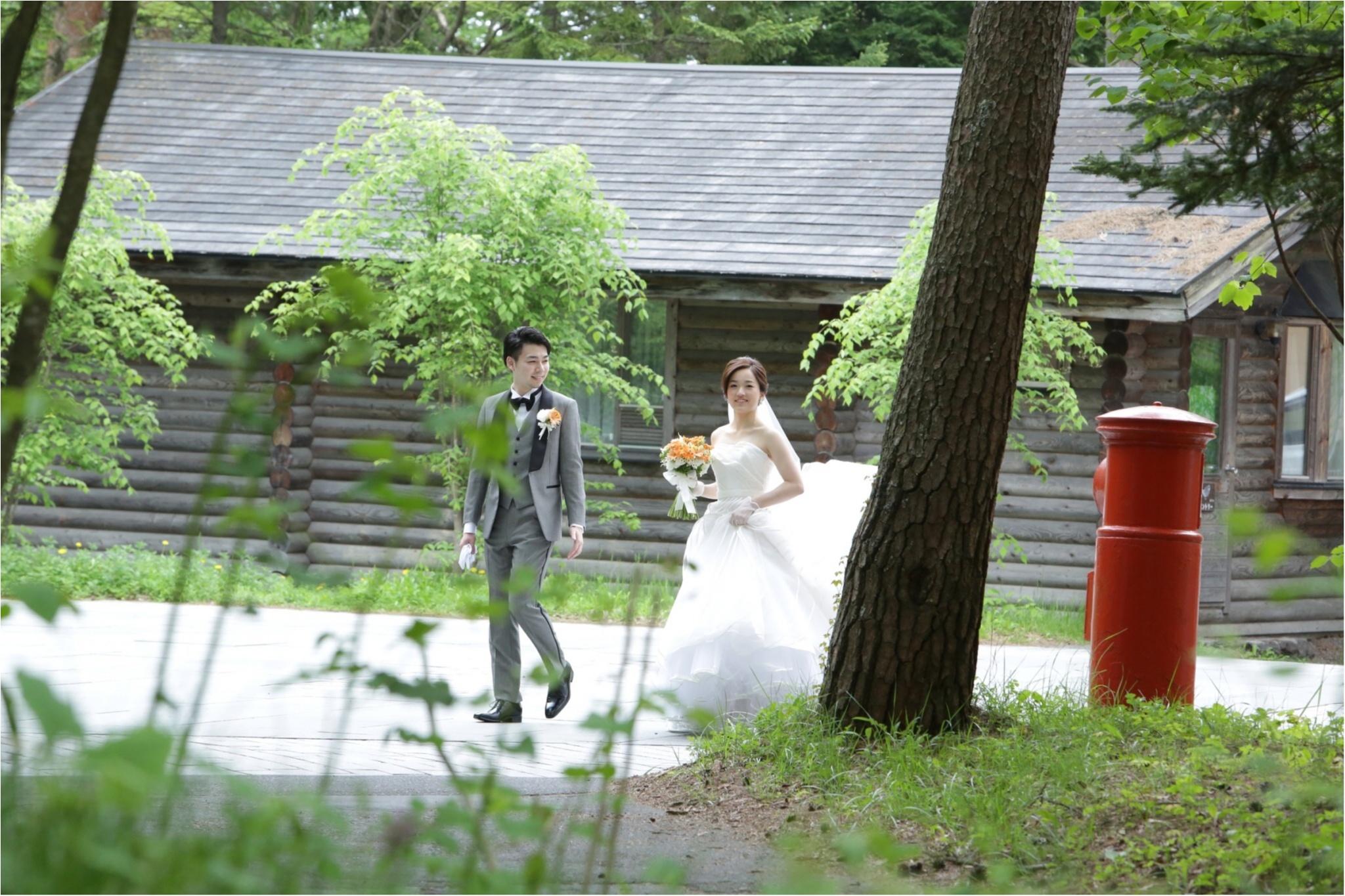 軽井沢高原教会で結婚式をあげる花嫁は幸せ者です。(軽井沢Weddingレポ①)_2