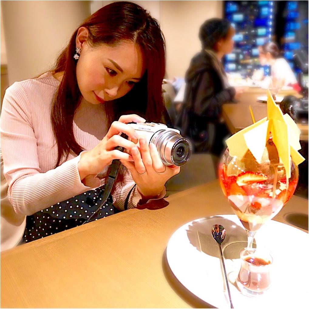 【明日開業☆】東京ミッドタウン日比谷で贅沢スイーツ@カフェ デリーモ_4