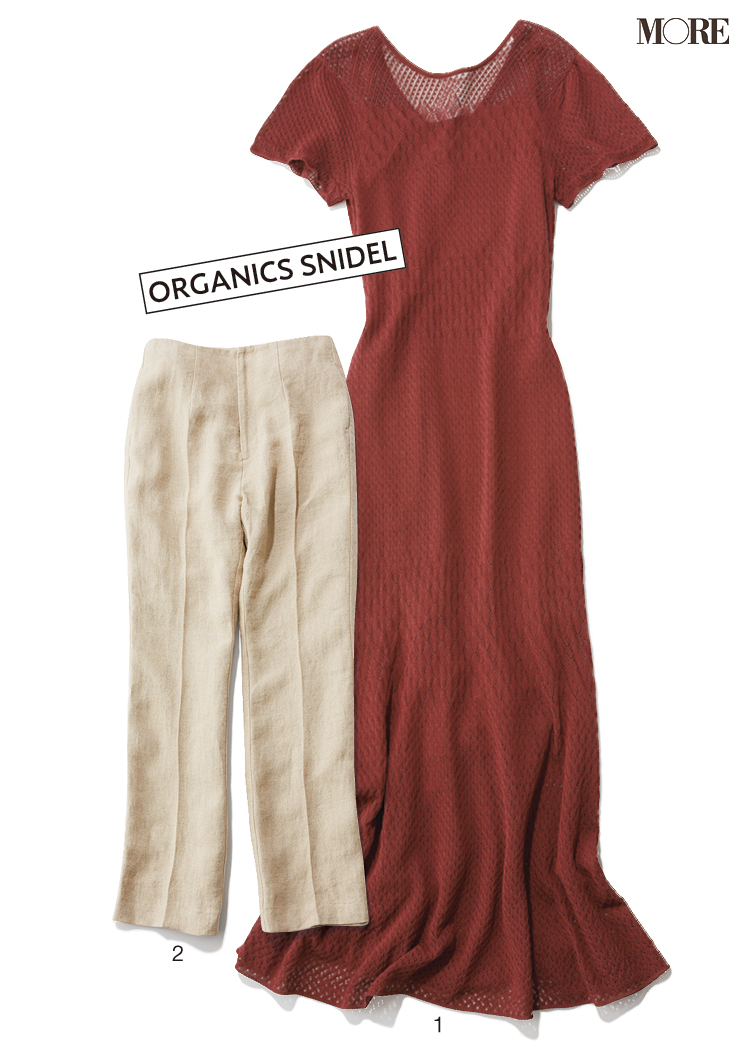 『スナイデル』や『MHL』などで知る。毎日のファッションから始められる「サステイナブル」なこと【ファッションブランド編】_1