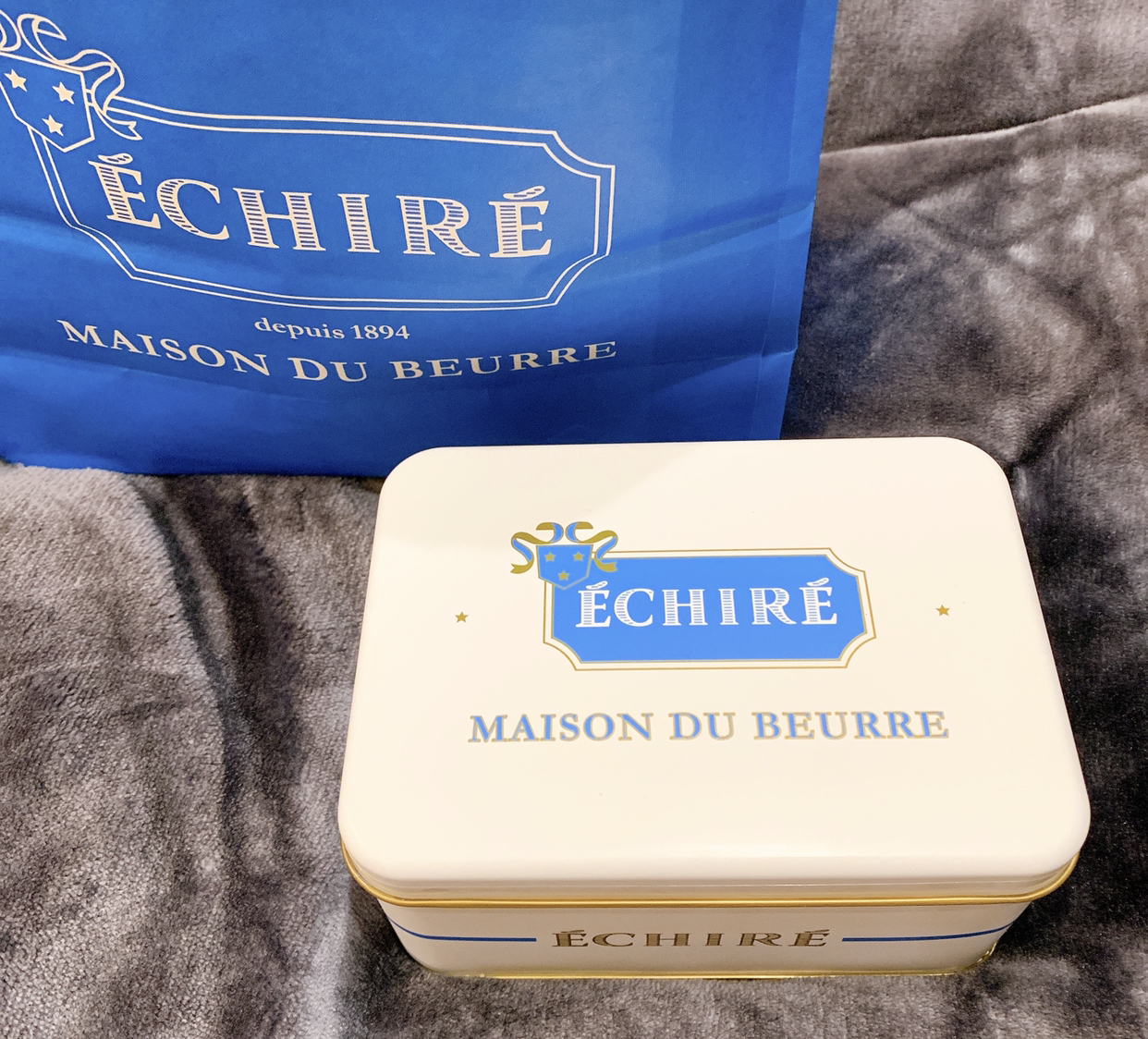 【東京】ECHIRE(エシレ)のサブレ缶【おもたせ・お土産】_3
