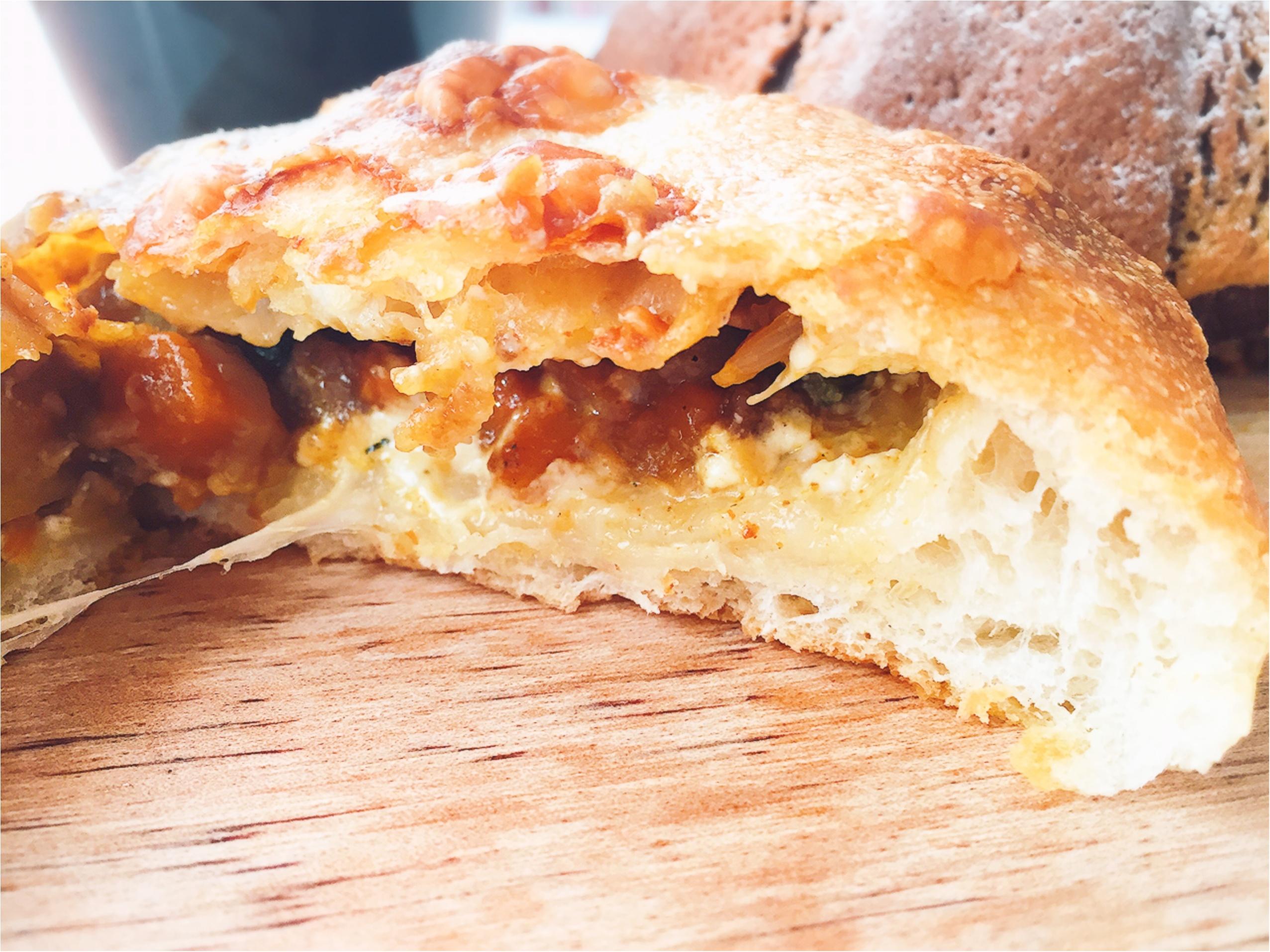 東京の美味しいパン屋巡り〜焼きチーズカレーパンと言えば?〜_4