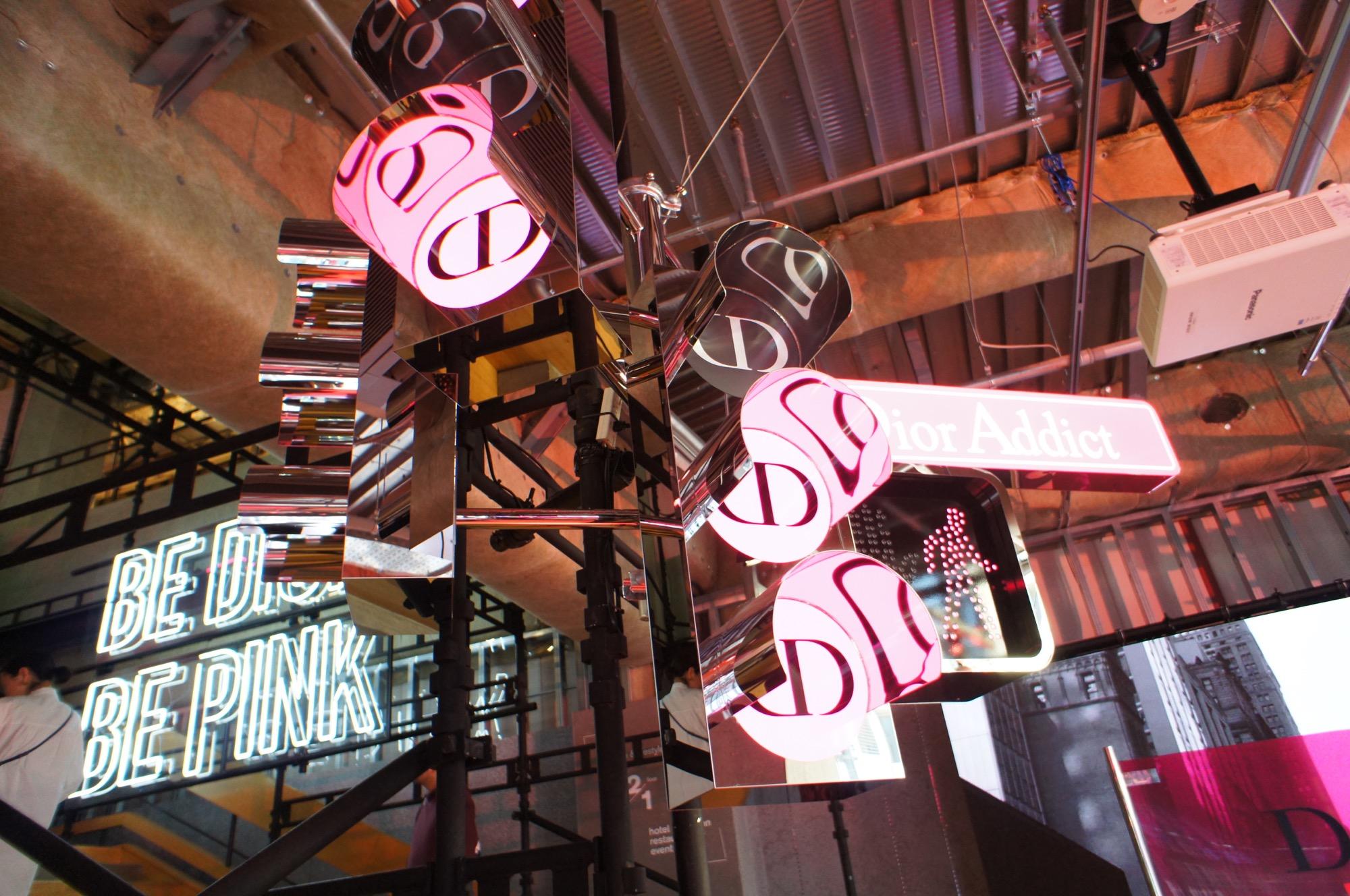 """《豪華お土産付き❤️》大満足!【Dior】メイクアップイベント""""ADDICT CITY""""に行ってきました☻_3"""