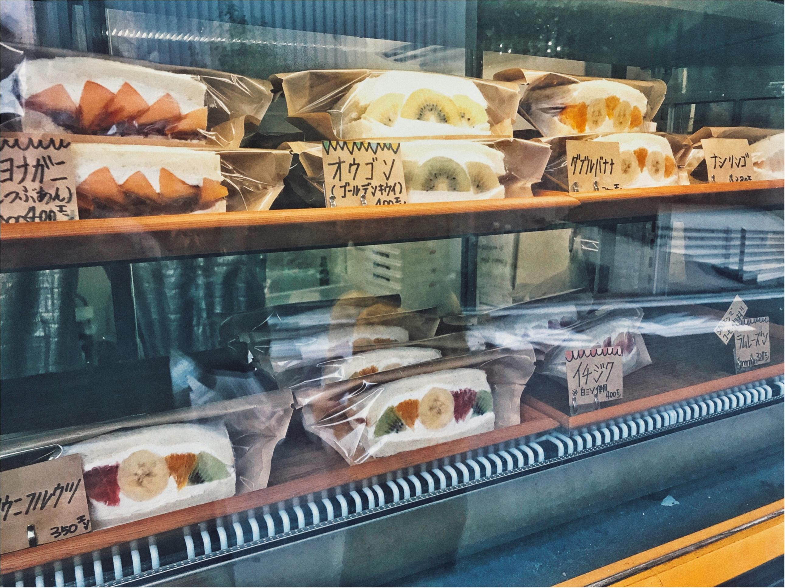 【フツウニフルウツ】カラフル可愛すぎなインスタ映えサンドイッチ( ¨̮  )♡見た目も味もお店も最高に映えるスポットご紹介☝︎_2