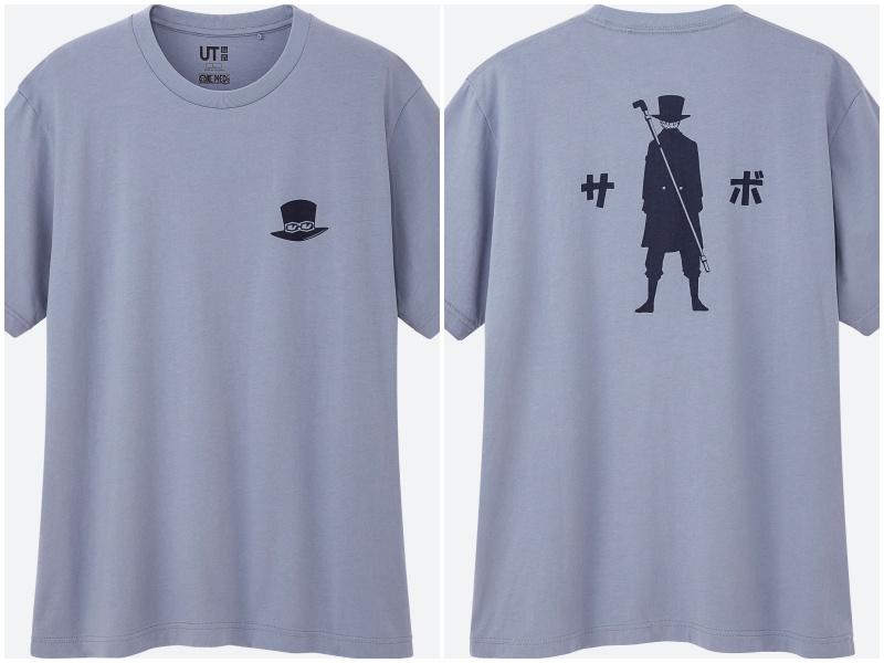 劇場版『ONE PIECE STAMPEDE』のUT発売中! 実はルフィ達の衣装も『ユニクロ』!?_2