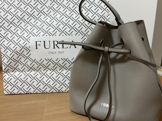 【FURLA】お気に入りプライベート用のバッグ_1