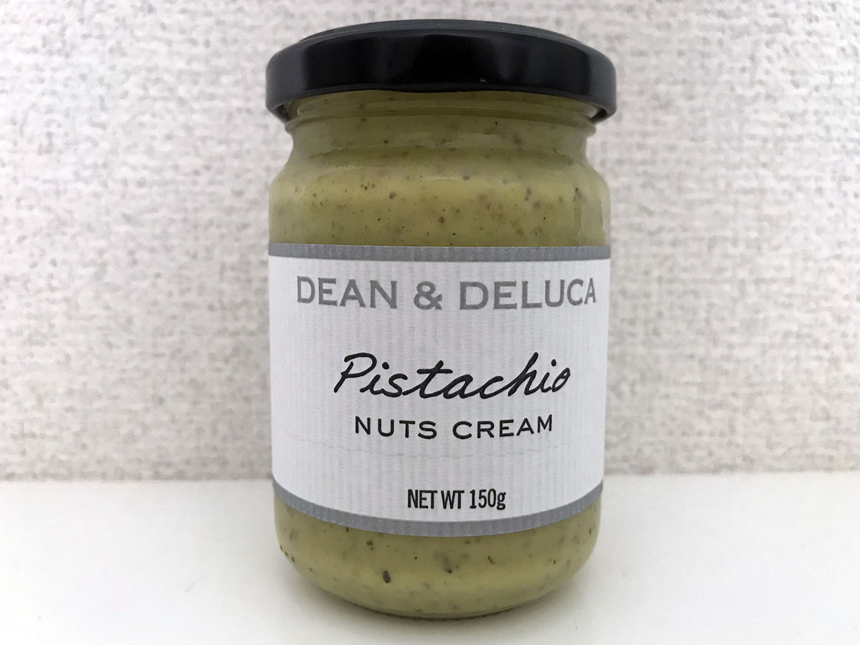 DEAN & DELUCAのピスタチオクリーム