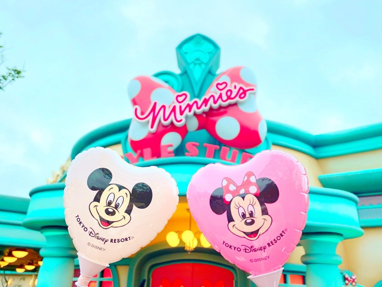 9月28日オープン!ディズニー新エリア【ミニーのスタイルスタジオ】大公開♡_1