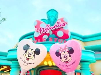 9月28日オープン!ディズニー新エリア【ミニーのスタイルスタジオ】大公開♡