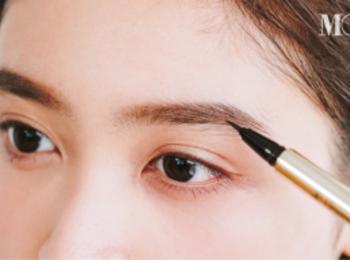 平行眉メイク特集 - 眉毛の形の整え方、描き方のポイントまとめ