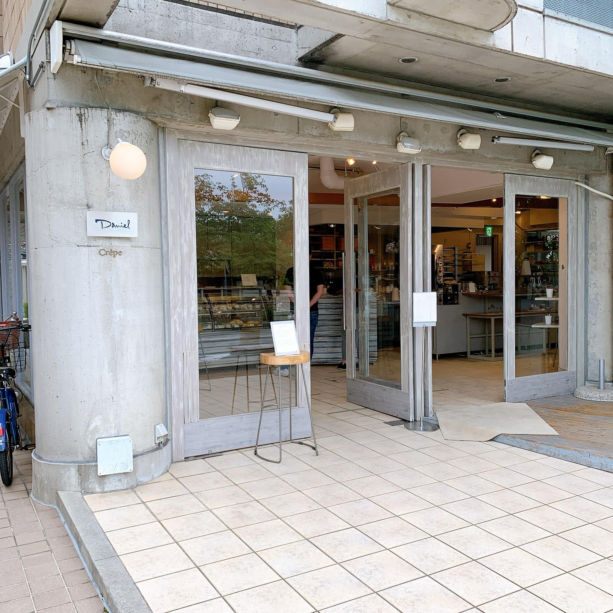 【芦屋川】ミニカヌレで有名なDanielのカフェ~テラスダニエル~【カフェ】_1