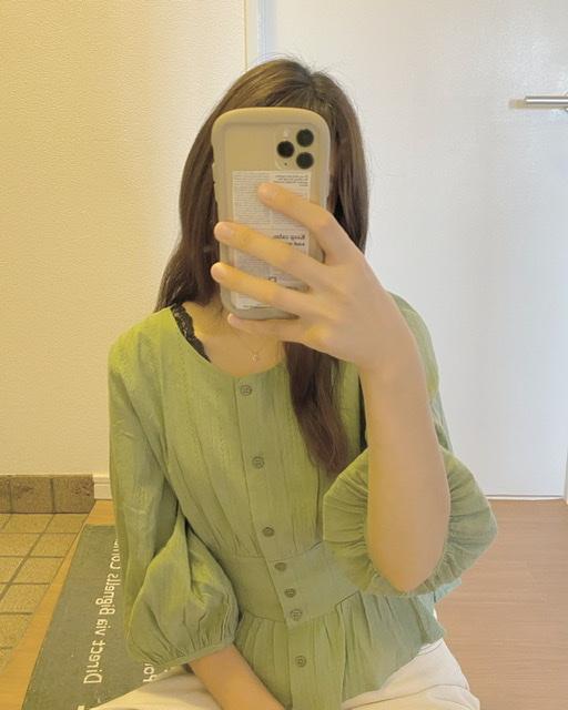今年トレンドの【ピスタチオカラー】が可愛すぎて即買い!!_1