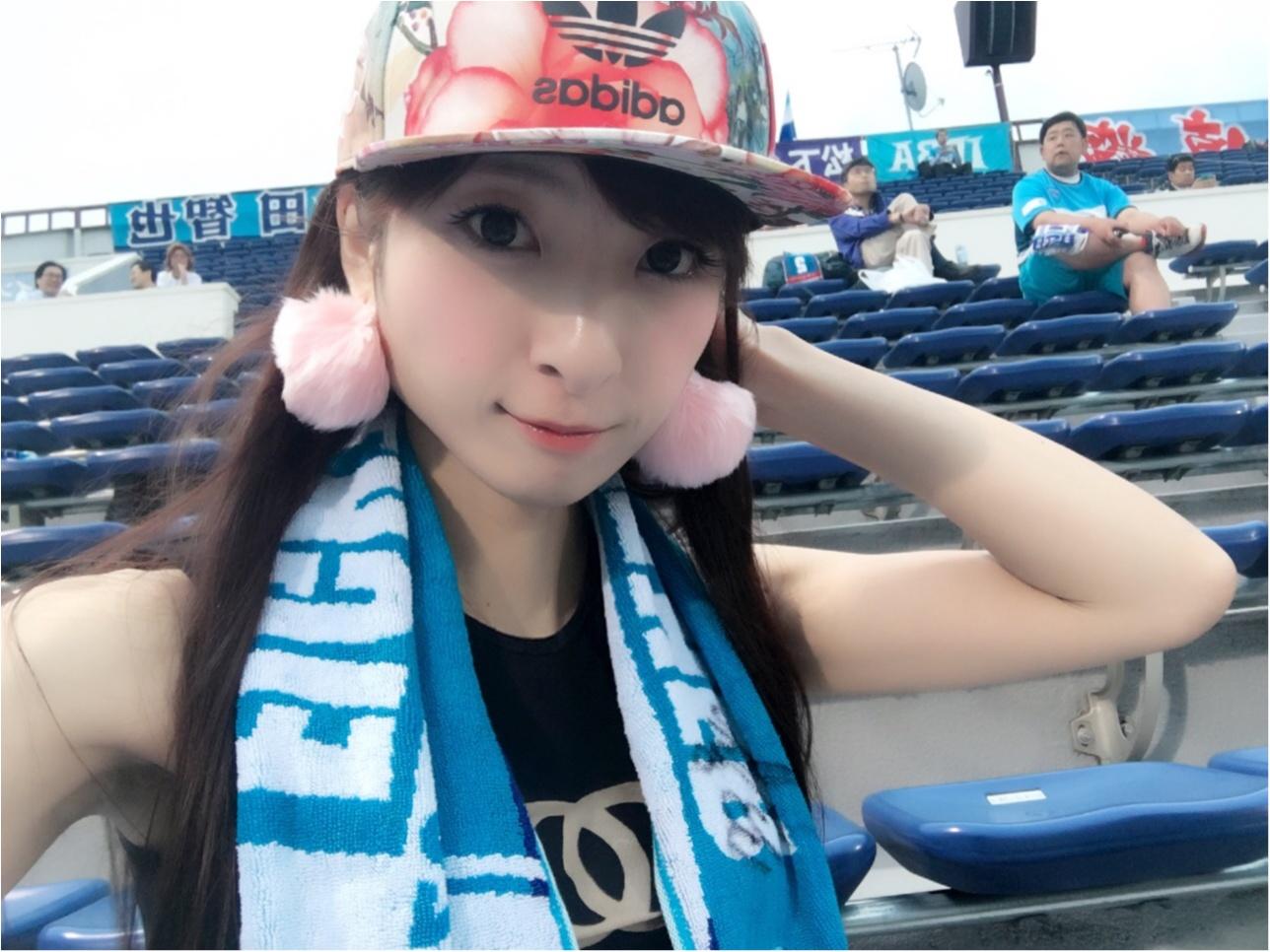 ♡【サッカー観戦】横浜FCvs水戸ホーリーホック♡モアハピ◡̈のぞみ♡_8