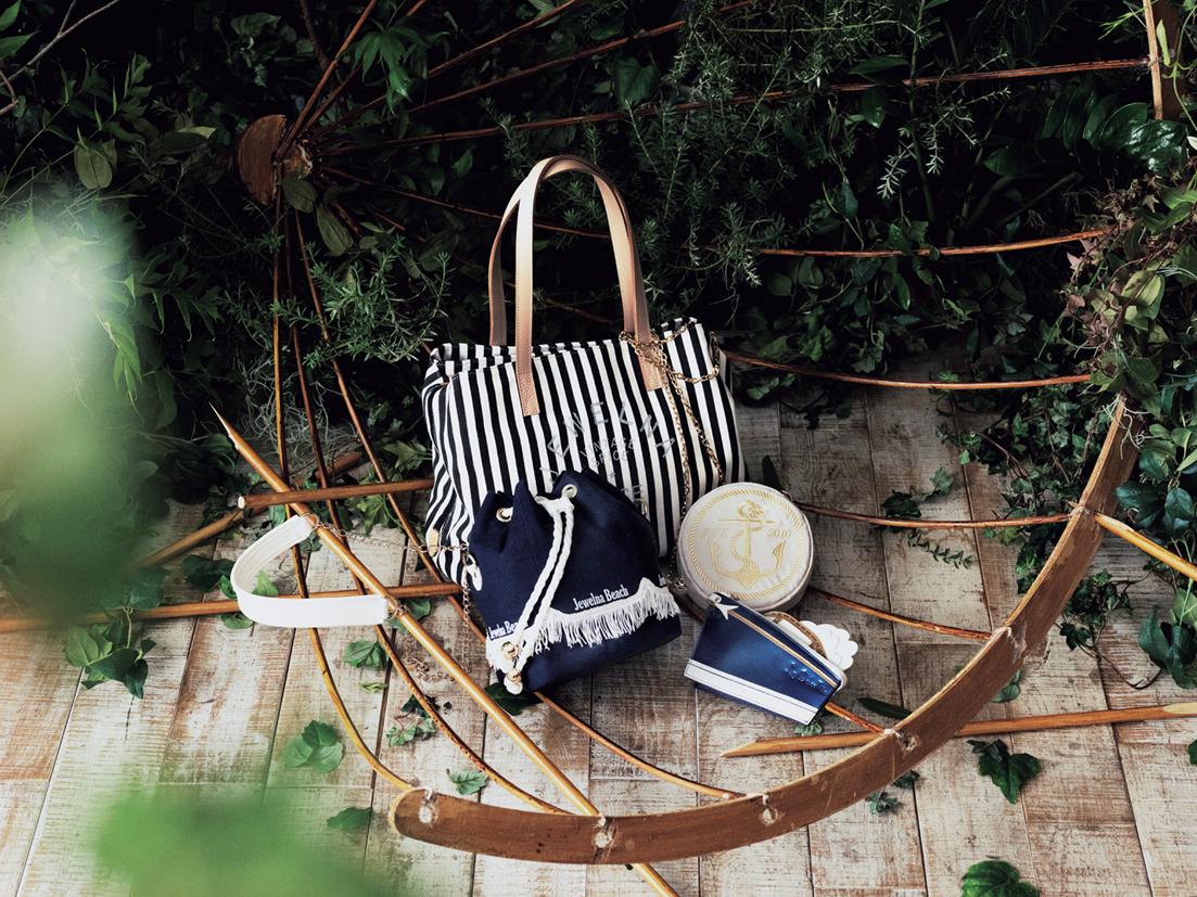 ジュエルナローズの新作バッグが夏全開でかわいい!_2