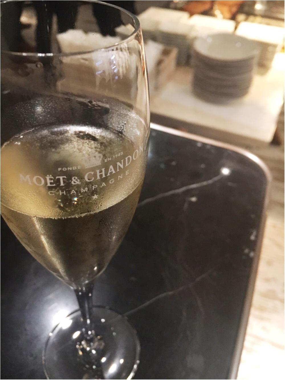 シャンパン女子会♡inブラックテラス_8