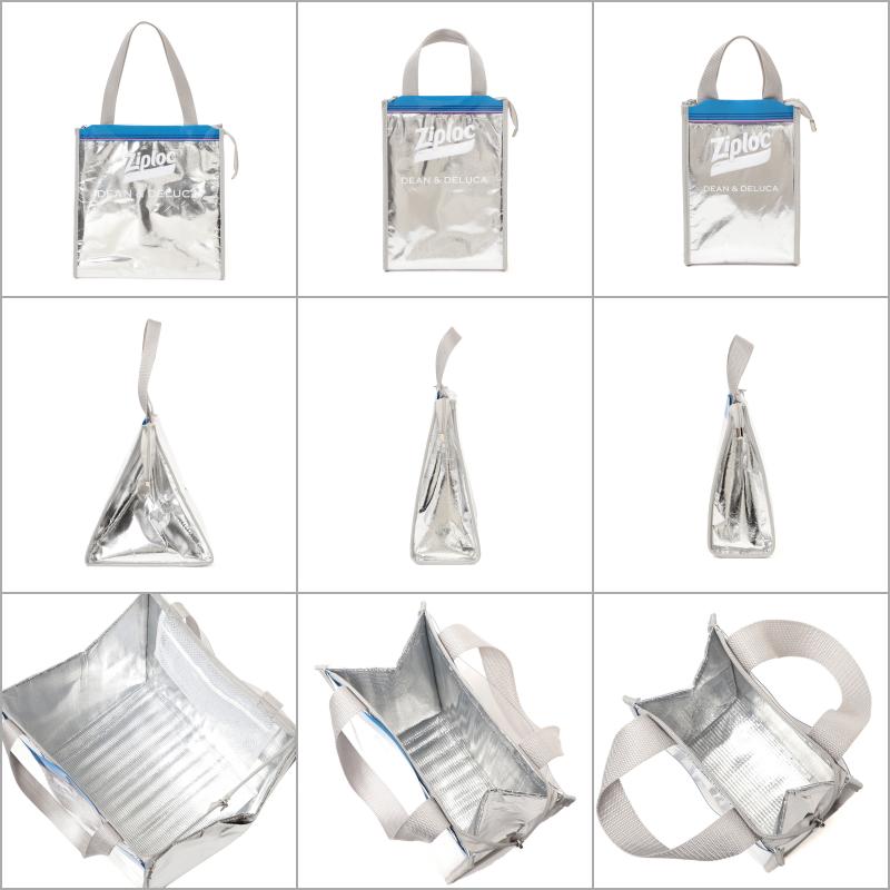Ziploc® × DEAN & DELUCA × BEAMS COUTUREのクーラーバッグの詳細