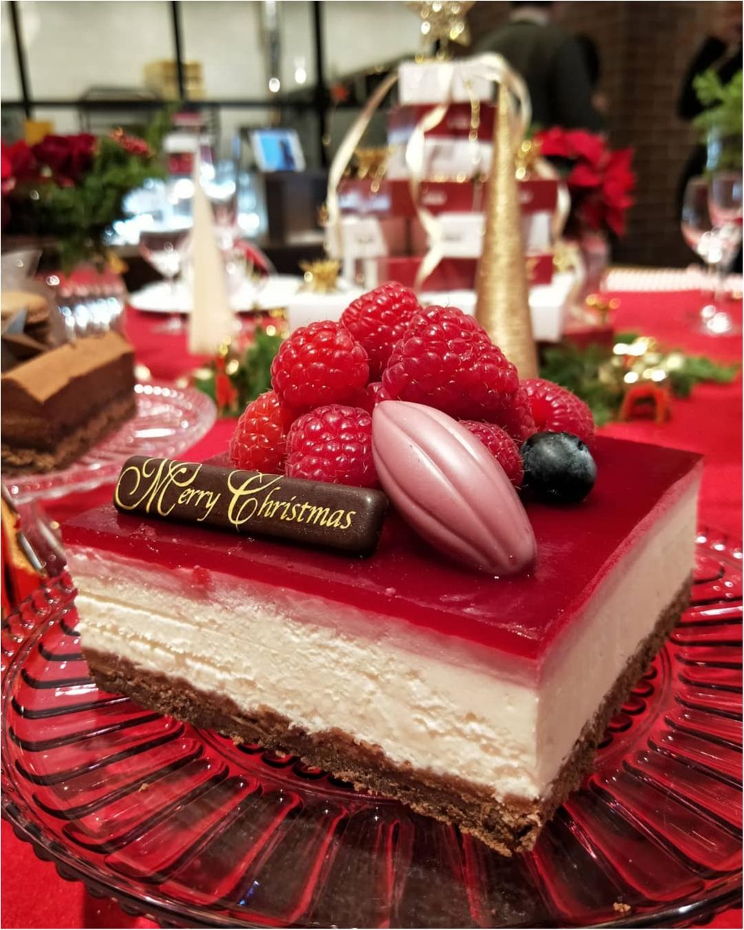横浜チョコレート専門店「バニラビーンズ」のクリスマスケーキ試食会レポ♡_4