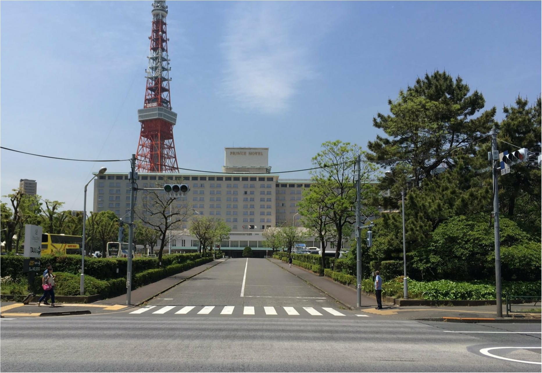 【ランチビュッフェ】コスパがかなり良いプリンスホテル♡_1
