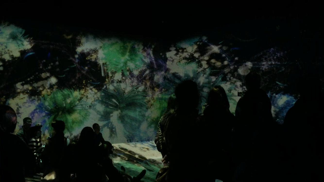 【1/9まで!!】あっという間に2時間✨《*宇宙と芸術展*》が予想以上の見応えでした♪♪_6