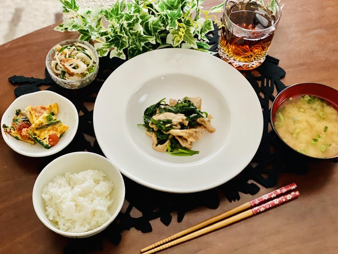 【今月のお家ごはん】アラサー女子の食卓!作り置きおかずでラク晩ご飯♡-Vol.15-_2