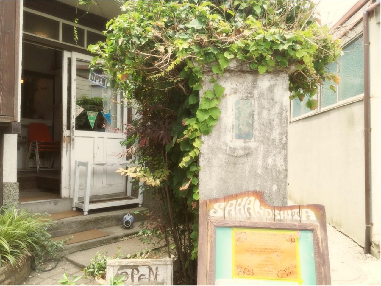 鎌倉の古民家カフェでパンケーキ♡*《mikiのパンケーキメモ》_1