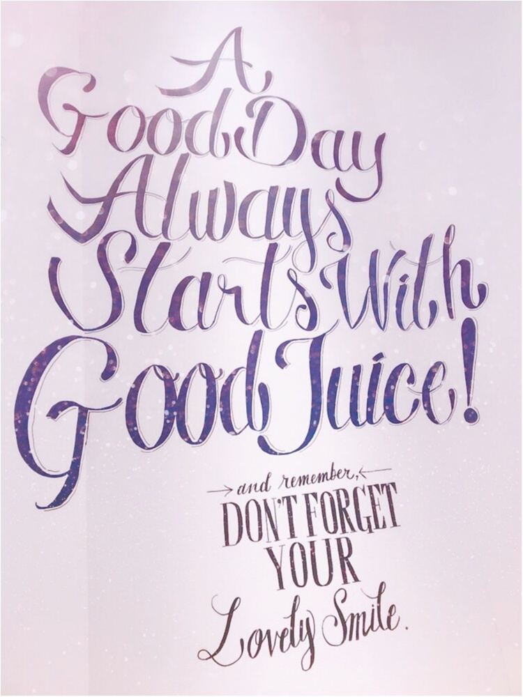有名人御用達の「good juice」が新宿にやってきた☻手軽にできる「夜クレ」♡いまなら10%オフで買えちゃう!?_1