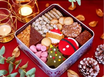 クリスマスプレゼントにおすすめのクッキー缶はこれ!