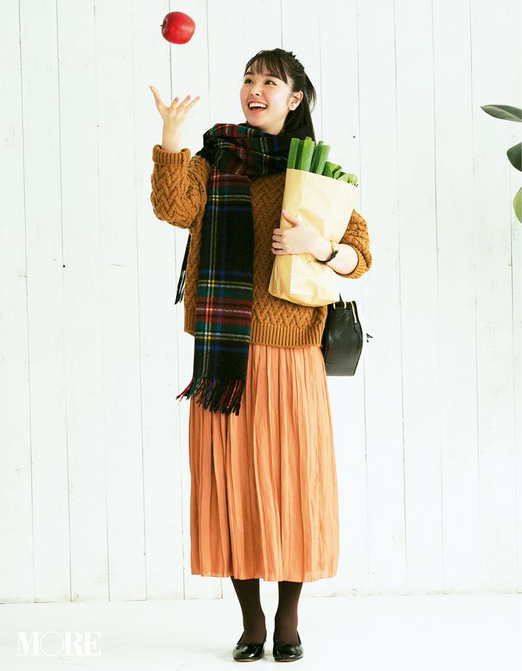 冬のおすすめ【ストールコーデ】 Photo Gallery_1_2