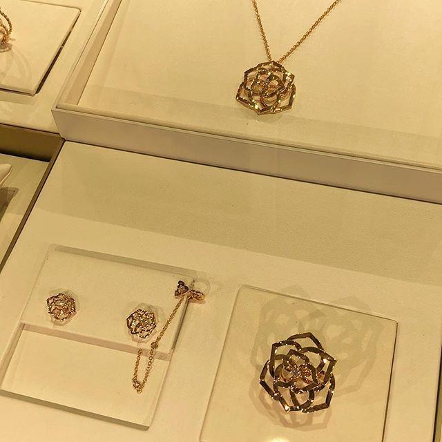 大人の心をとろけさすバラモチーフの美しさと可愛らしさは格別♡ ハイジュエラー『ピアジェ』の銀座店にお邪魔しました!_4
