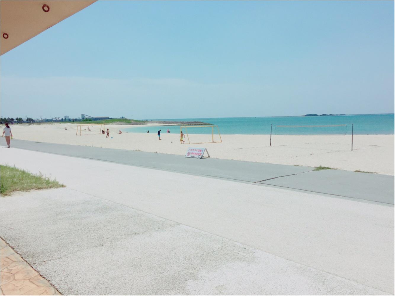 【沖縄女子旅】沖縄旅行!本島のBEACHはどこへ行く?迷ったら空港近くのココがおすすめ♡!_4