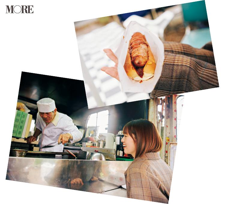 「今屋のハンバーガー」や、 おしゃれカフェで絶品と出合う♡ 福岡・博多のおすすめグルメ【佐藤栞里のちょっと食べてみ!?】_6