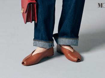 美脚に見えるぺたんこ靴ナンバーワン⁉︎ Vカットパンプスの実力がスゴいらしい