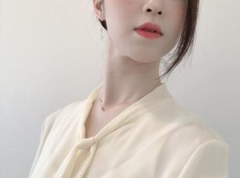 【韓国ファッション】キム秘書っぽブラウス♡