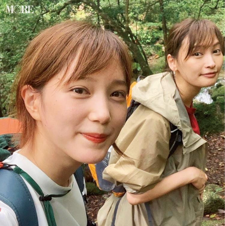 本田翼、仲良しの大政絢さんとの女子旅を振り返る♡【モデルのオフショット】_1