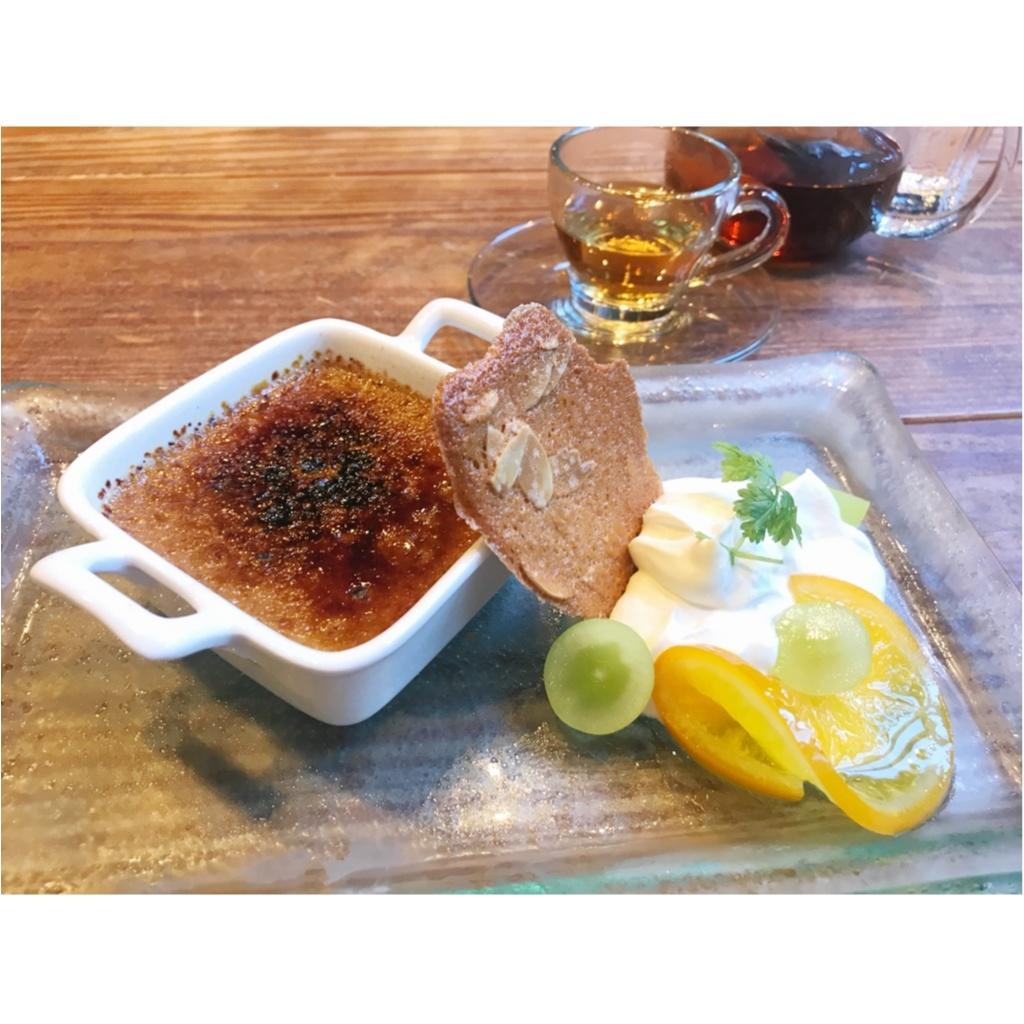 【オトナ向けカフェ】本当は『秘密』にしたい大人のオアシス発見!@日本橋_3