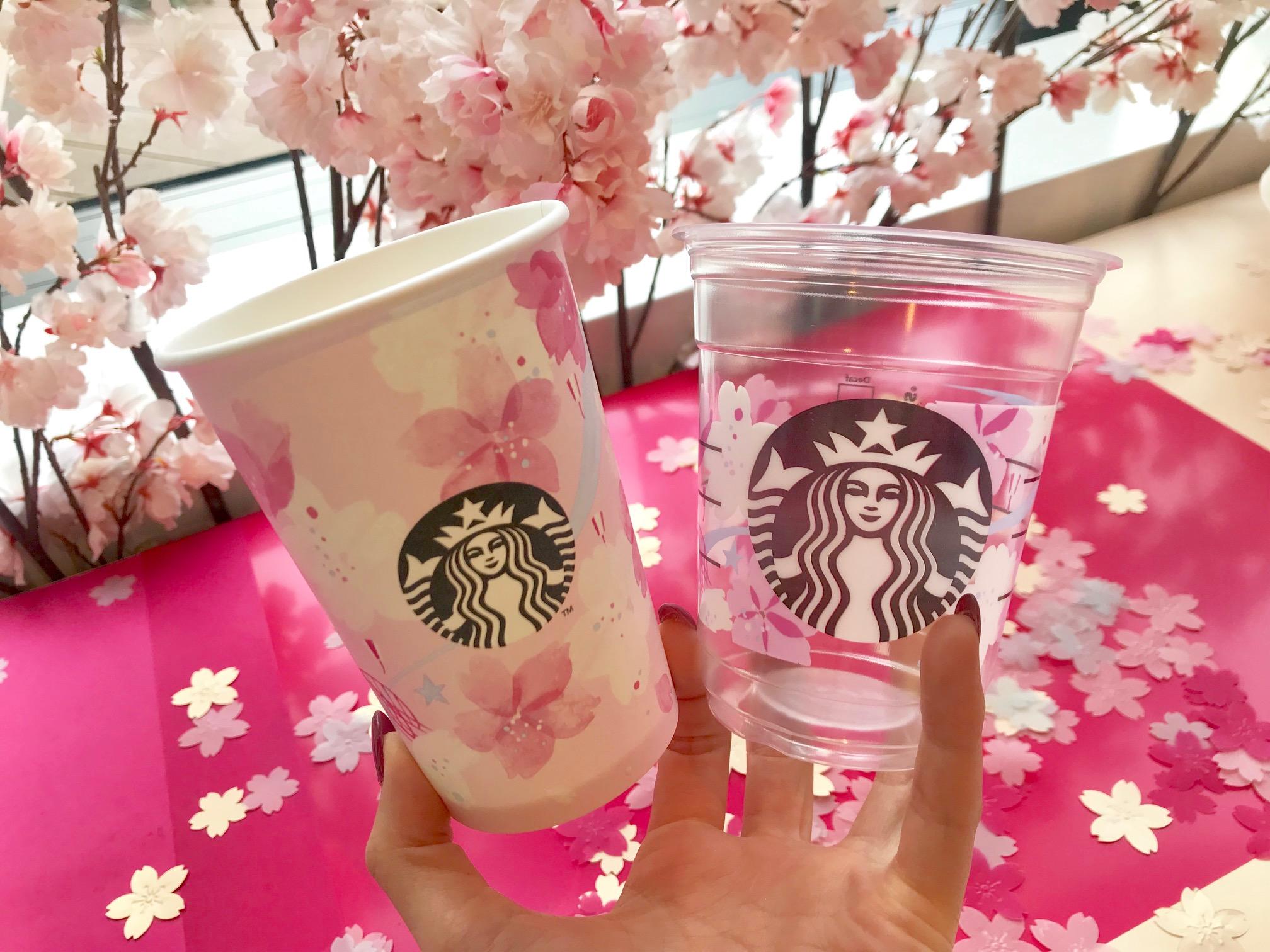 桜スイーツ特集《2019年版》- 限定グルメやスタバの新作、お花見グルメも!_3
