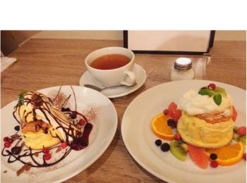 川越の可愛いカフェ♡フォトジェニックなパンケーキも食べれます!!