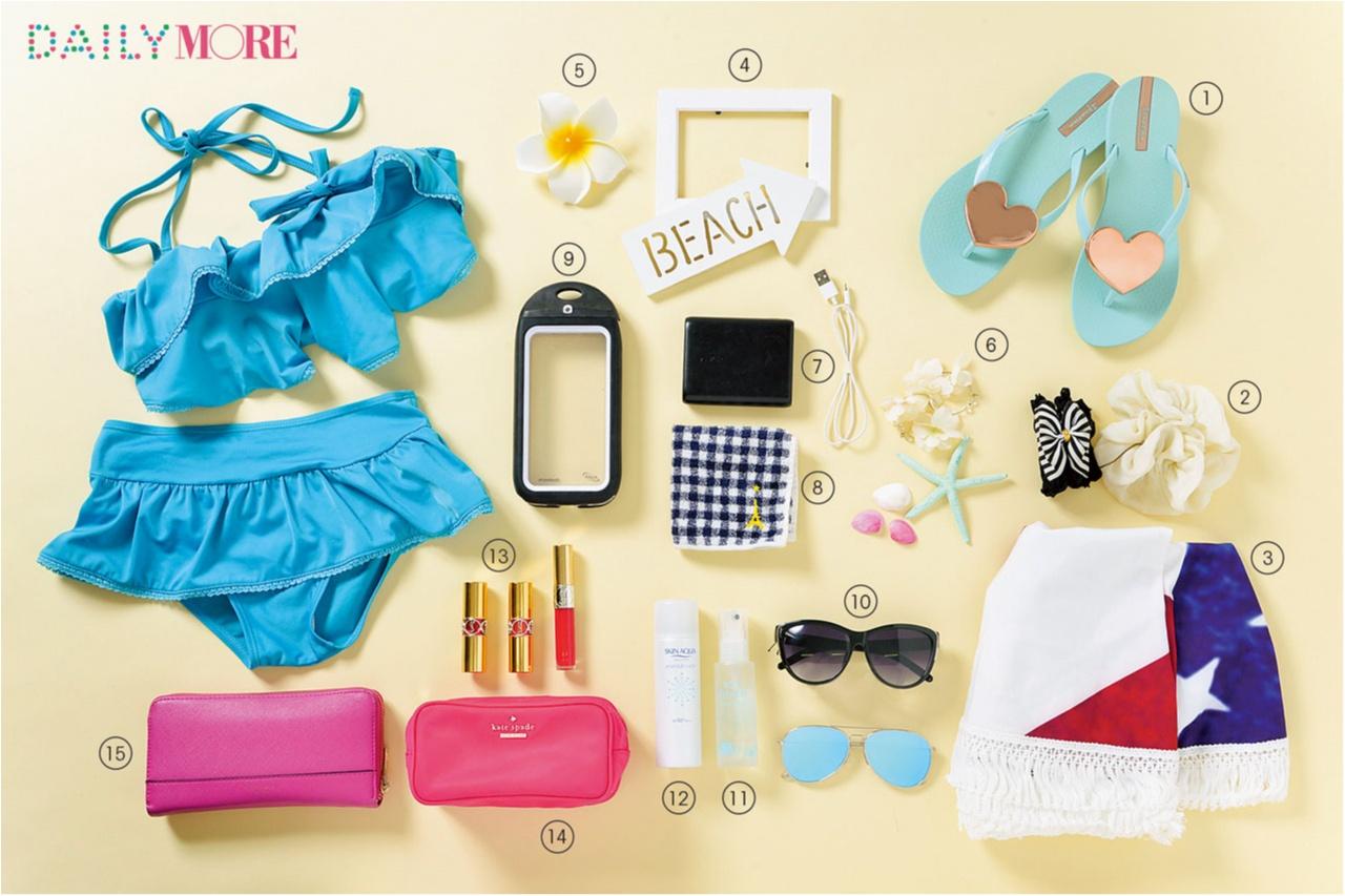 おしゃれに過ごす工夫いっぱい♡ 「夏の旅バッグの中身」、教えます♡ 【モアハピ部のトレンドプレゼン大会】_2