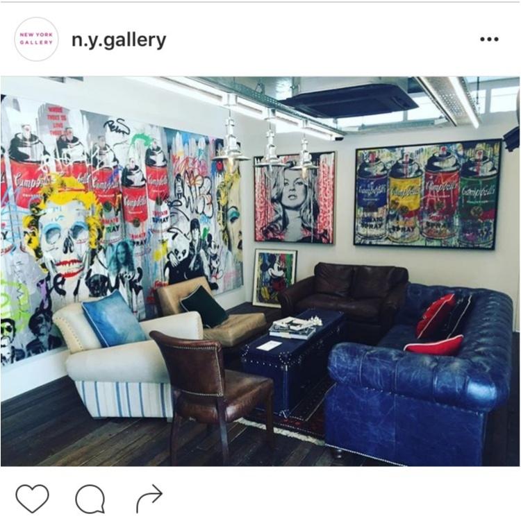 """【ART】知らないでしょう♡?表参道で本場NYのアートに出会える。入場無料の""""New York Gallery""""_9"""