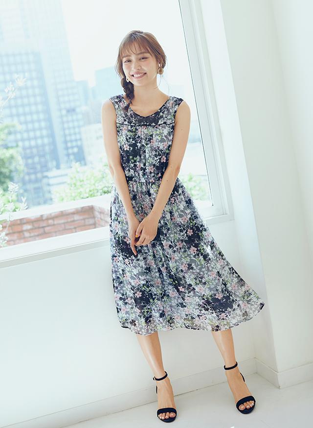 「可愛いね」ってみんなに褒められる! だーりおの夏のイベントは、旬のサマードレスと一緒に_3