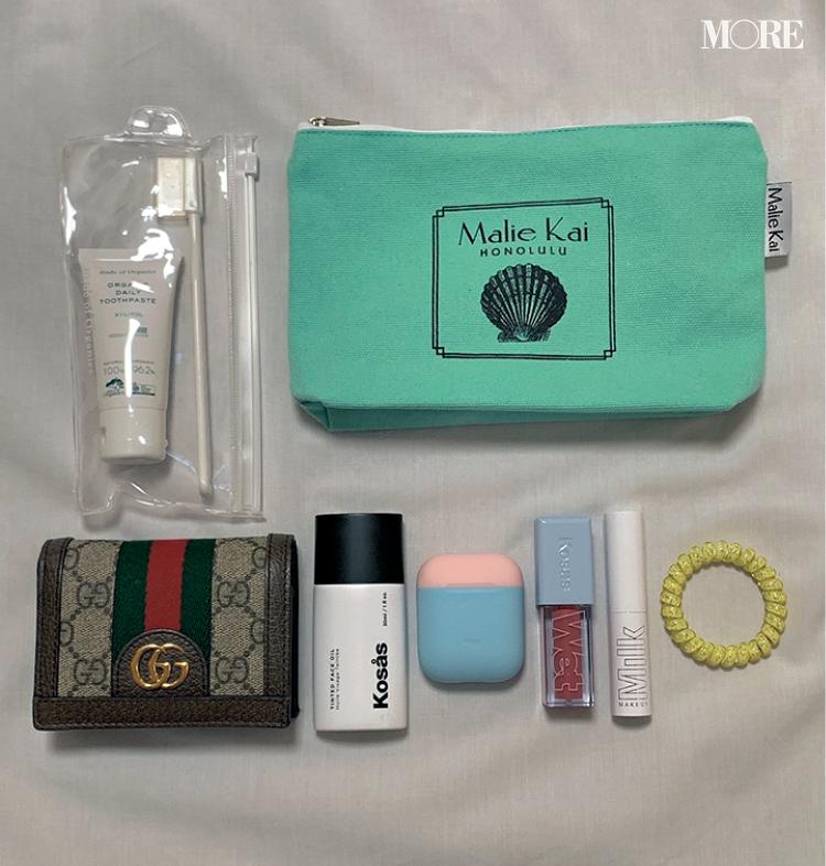 佐藤栞里がひと目惚れしたバッグは……♡ モデルたちのバッグ&バッグの中身大公開☆ photoGallery_1_4