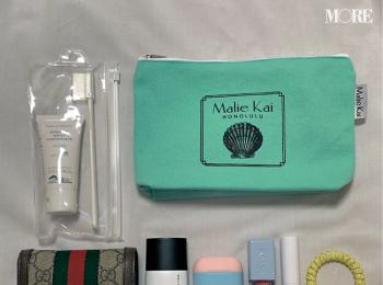 佐藤栞里がひと目惚れしたバッグは……♡ モデルたちのバッグ&バッグの中身大公開☆ photoGallery
