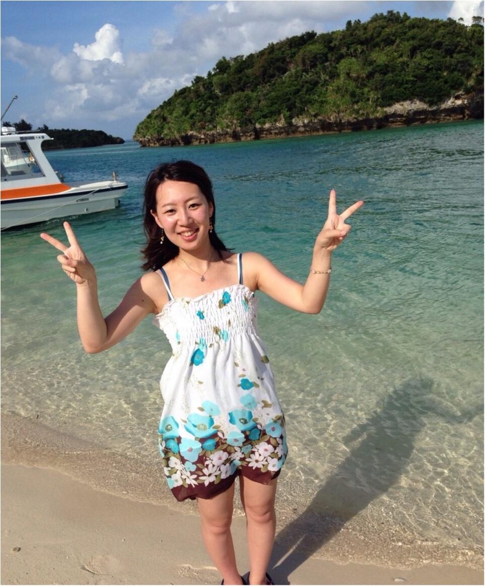 岸本セシルちゃんも行っていた沖縄離島❤️離島の魅力とは?!たっぷりお伝えします〜_4